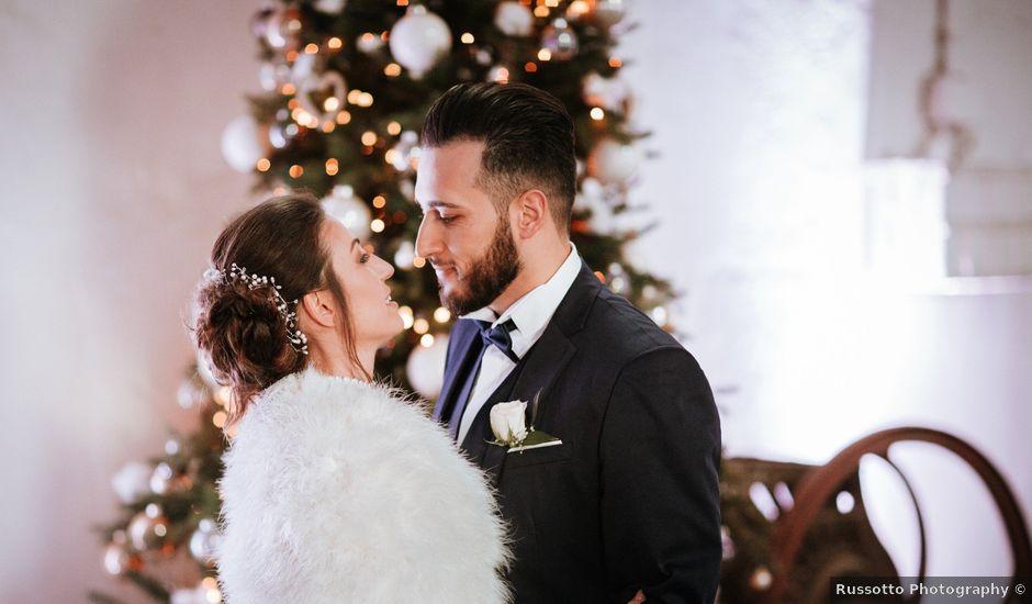 Il matrimonio di Giacomo e Vanessa a Roma, Roma