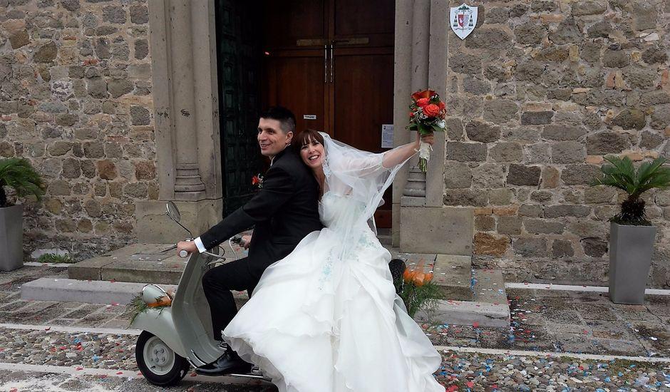 Il matrimonio di Sabrina e Davide a Due Carrare, Padova