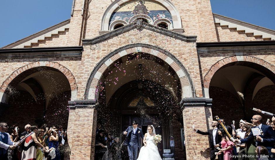 Il matrimonio di Nicola e Letizia a Falconara Marittima, Ancona