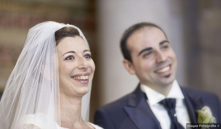 Il matrimonio di Federica e Domenico a Cremona, Cremona