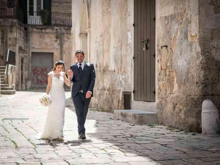 Le nozze di Katiuscia e Saverio