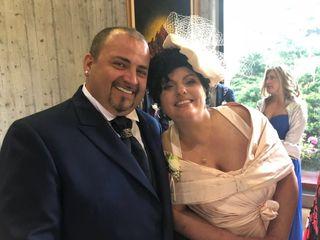 Le nozze di Patti e Vincenzo