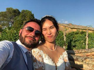 Le nozze di Fabio e Minhua (Lucky)