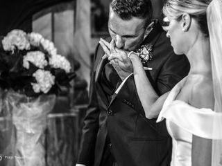 Le nozze di Lori Prete e Serafino Loria