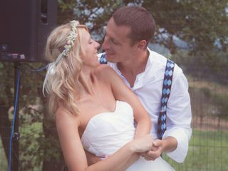 Le nozze di Enrica e Nicola