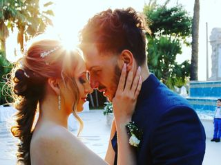 Le nozze di Caterina e Francesco  1