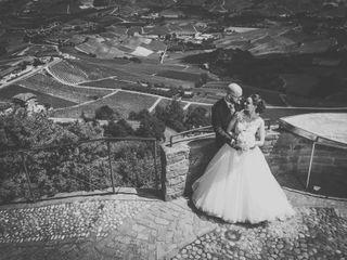 Le nozze di Rossana e Alberto