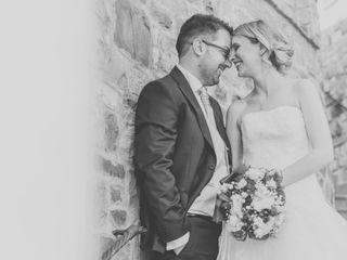 Le nozze di Tatjana e Andrea