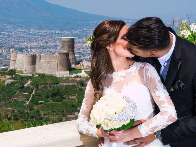 le nozze di Sofia e Roberto
