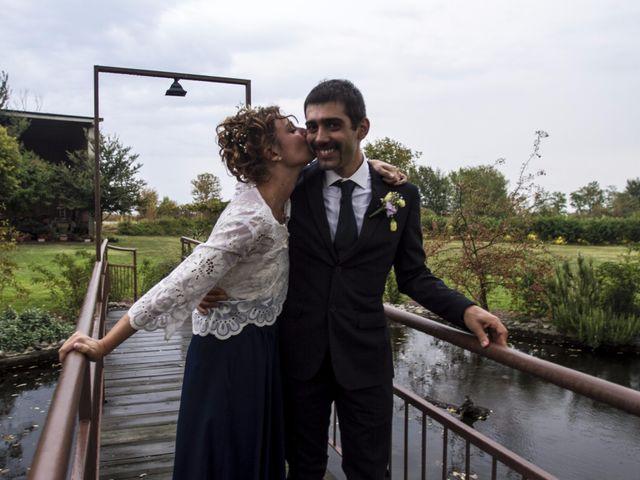 Il matrimonio di Valentina e Mauro a Vigevano, Pavia 7