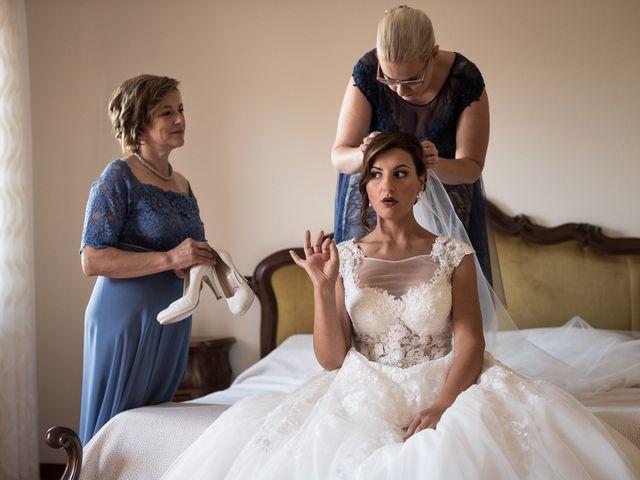 Il matrimonio di Marco e Elena a Romano d'Ezzelino, Vicenza 15