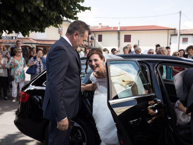 Il matrimonio di Marco e Elena a Romano d'Ezzelino, Vicenza 18