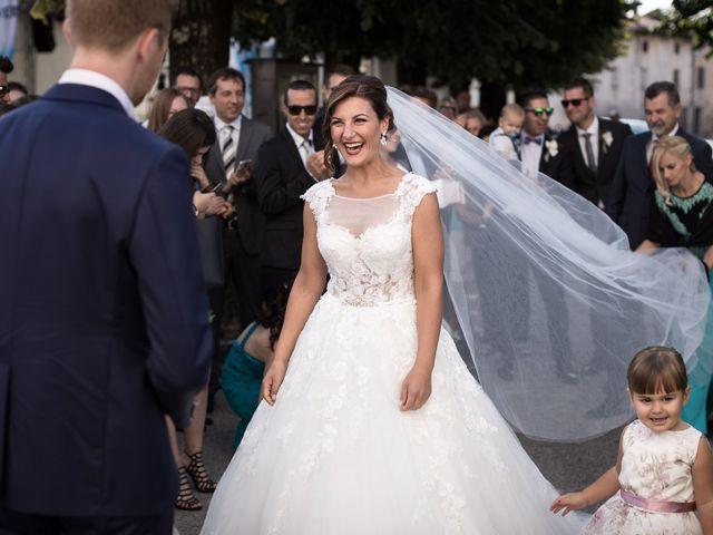 Il matrimonio di Marco e Elena a Romano d'Ezzelino, Vicenza 19