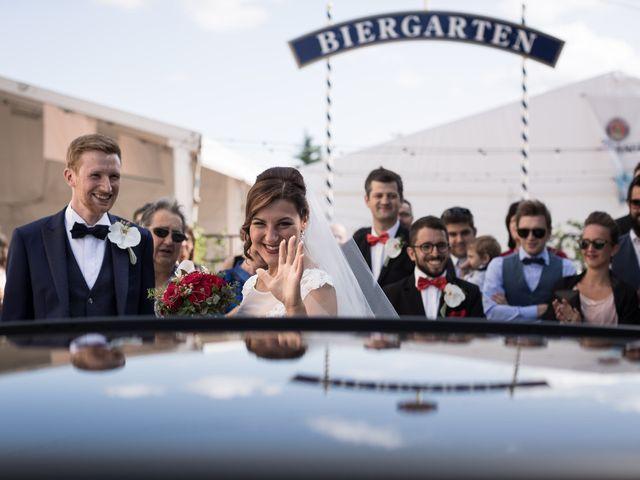 Il matrimonio di Marco e Elena a Romano d'Ezzelino, Vicenza 20