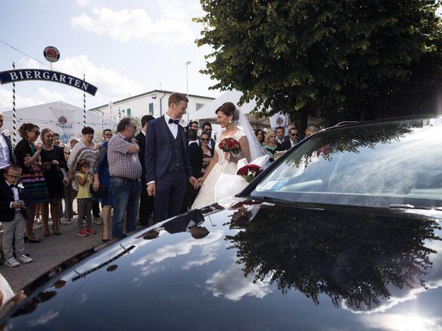 Il matrimonio di Marco e Elena a Romano d'Ezzelino, Vicenza 21