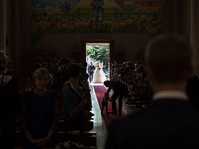 Il matrimonio di Marco e Elena a Romano d'Ezzelino, Vicenza 23