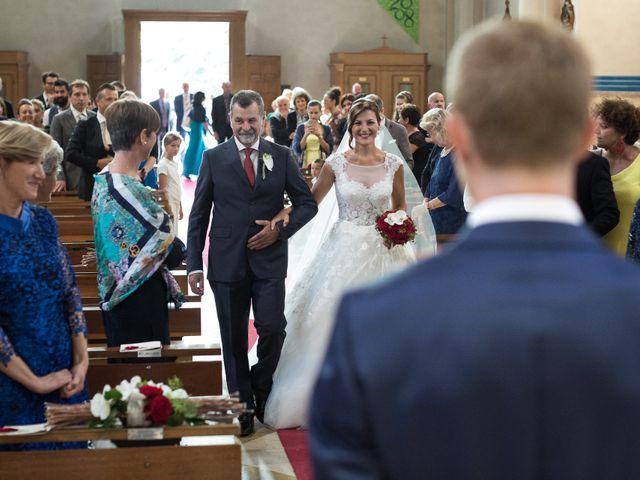 Il matrimonio di Marco e Elena a Romano d'Ezzelino, Vicenza 25