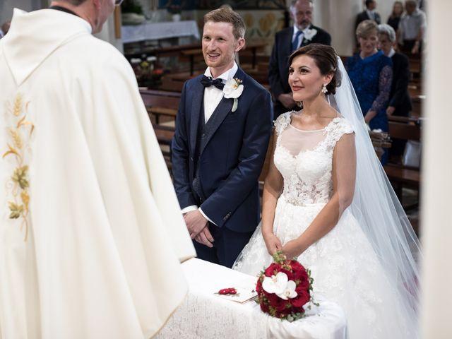 Il matrimonio di Marco e Elena a Romano d'Ezzelino, Vicenza 26