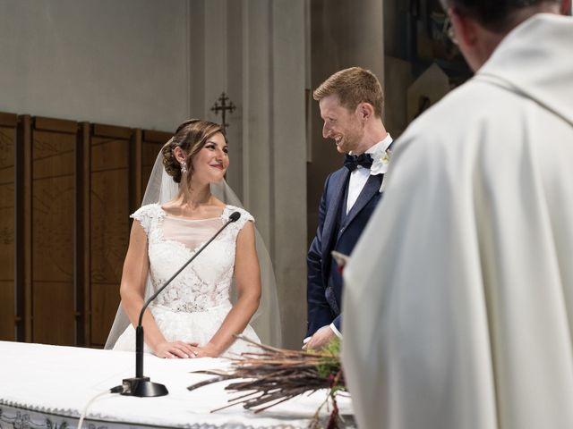 Il matrimonio di Marco e Elena a Romano d'Ezzelino, Vicenza 28