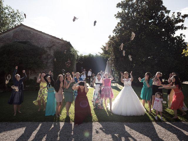 Il matrimonio di Marco e Elena a Romano d'Ezzelino, Vicenza 65