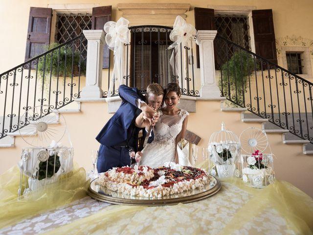 Il matrimonio di Marco e Elena a Romano d'Ezzelino, Vicenza 66