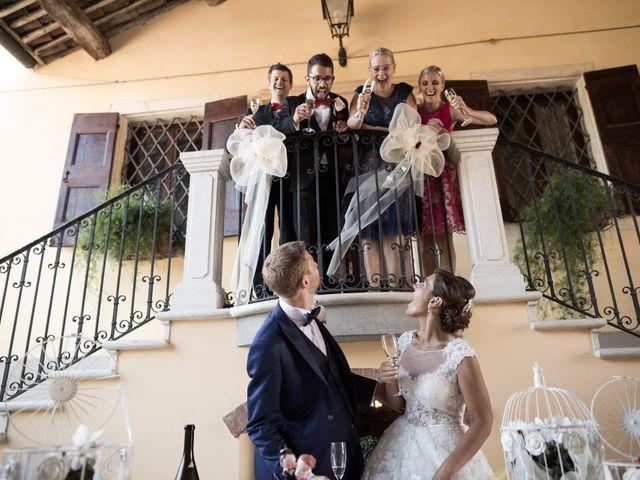 Il matrimonio di Marco e Elena a Romano d'Ezzelino, Vicenza 67