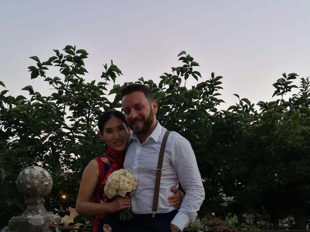 Il matrimonio di Minhua (Lucky) e Fabio a Perugia, Perugia 9