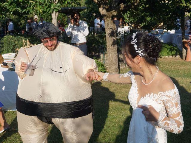 Il matrimonio di Minhua (Lucky) e Fabio a Perugia, Perugia 2