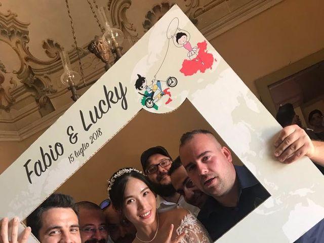 Il matrimonio di Minhua (Lucky) e Fabio a Perugia, Perugia 12