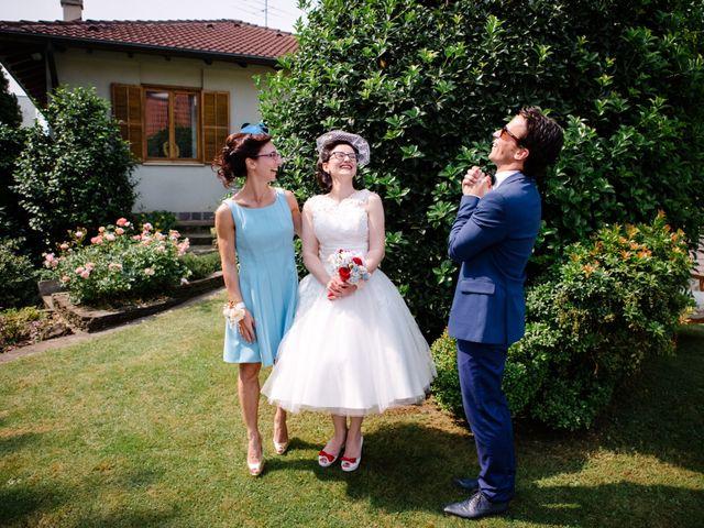 Il matrimonio di Cristiano e Paola a Velezzo Lomellina, Pavia 13