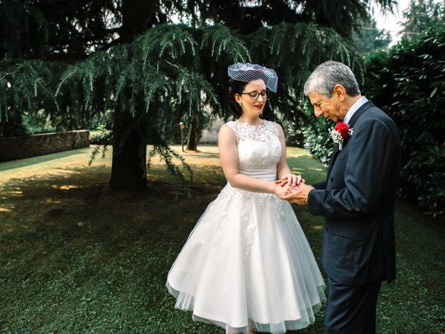 Il matrimonio di Cristiano e Paola a Velezzo Lomellina, Pavia 14
