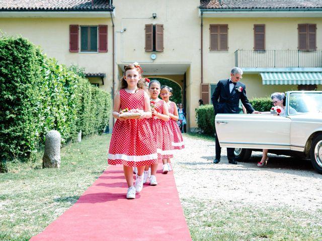 Il matrimonio di Cristiano e Paola a Velezzo Lomellina, Pavia 21