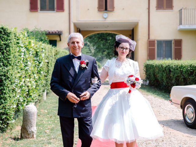 Il matrimonio di Cristiano e Paola a Velezzo Lomellina, Pavia 22