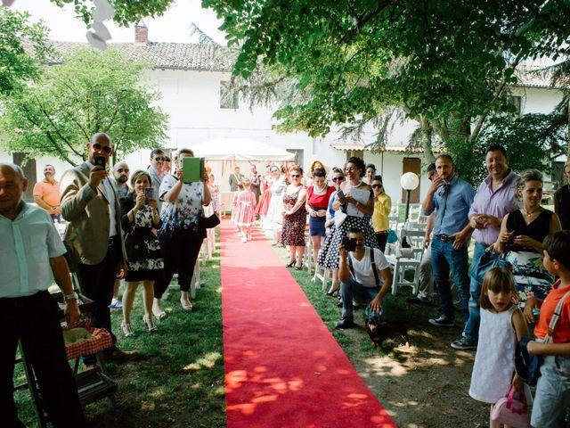 Il matrimonio di Cristiano e Paola a Velezzo Lomellina, Pavia 23
