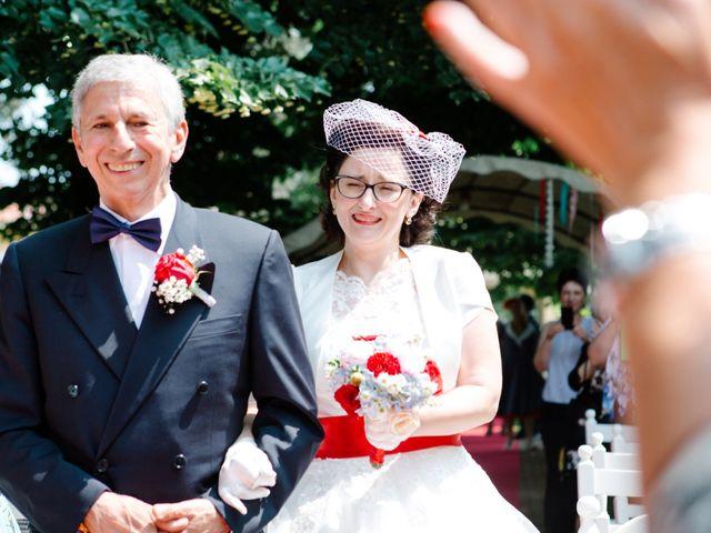 Il matrimonio di Cristiano e Paola a Velezzo Lomellina, Pavia 24