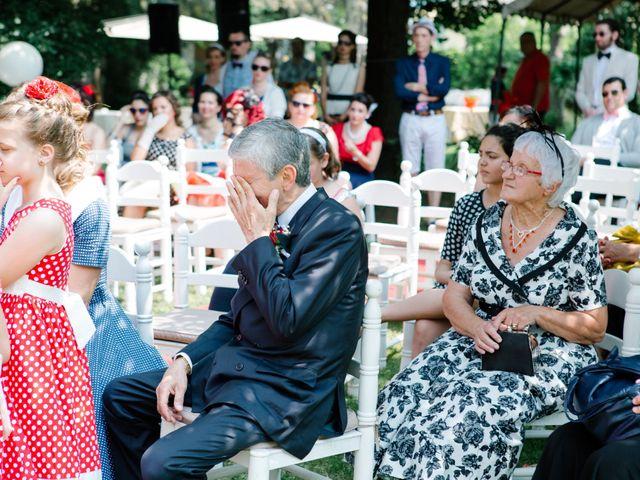 Il matrimonio di Cristiano e Paola a Velezzo Lomellina, Pavia 25