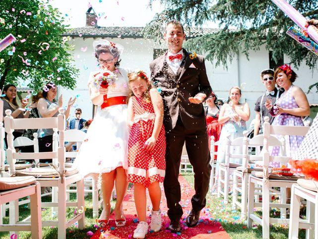 Il matrimonio di Cristiano e Paola a Velezzo Lomellina, Pavia 30