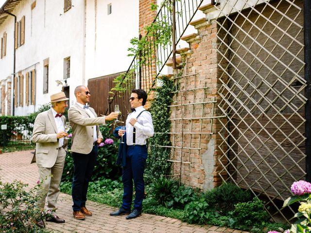 Il matrimonio di Cristiano e Paola a Velezzo Lomellina, Pavia 39