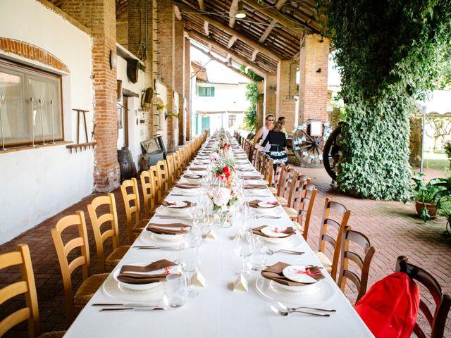 Il matrimonio di Cristiano e Paola a Velezzo Lomellina, Pavia 40