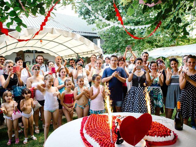 Il matrimonio di Cristiano e Paola a Velezzo Lomellina, Pavia 60