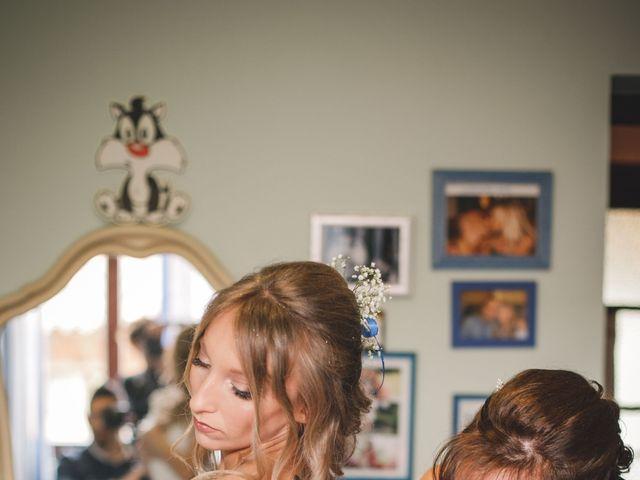 Il matrimonio di Diego e Sara a Corbetta, Milano 10