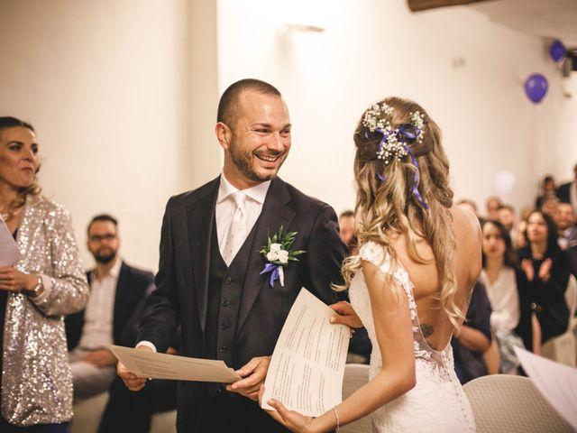 Il matrimonio di Diego e Sara a Corbetta, Milano 13