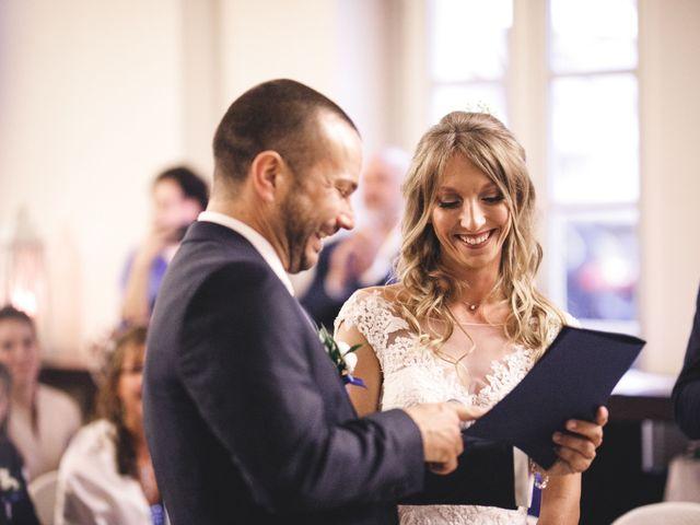 Il matrimonio di Diego e Sara a Corbetta, Milano 14