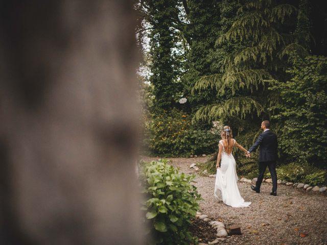 Il matrimonio di Diego e Sara a Corbetta, Milano 29