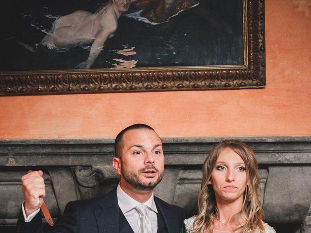 Il matrimonio di Diego e Sara a Corbetta, Milano 41