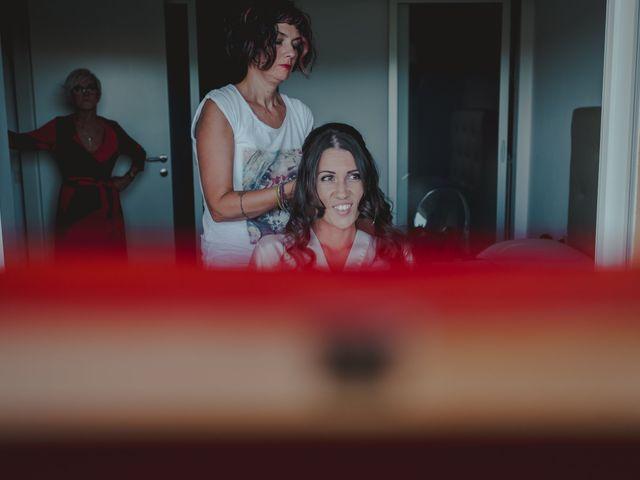Il matrimonio di Domenico e Alice a Saludecio, Rimini 3