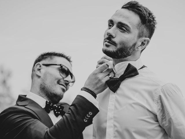 Il matrimonio di Domenico e Alice a Saludecio, Rimini 34