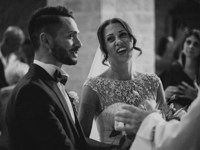 Il matrimonio di Domenico e Alice a Saludecio, Rimini 37