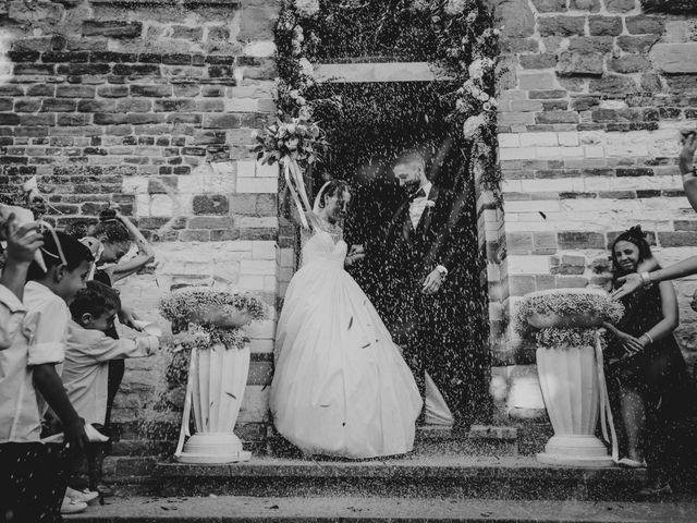 Il matrimonio di Domenico e Alice a Saludecio, Rimini 38
