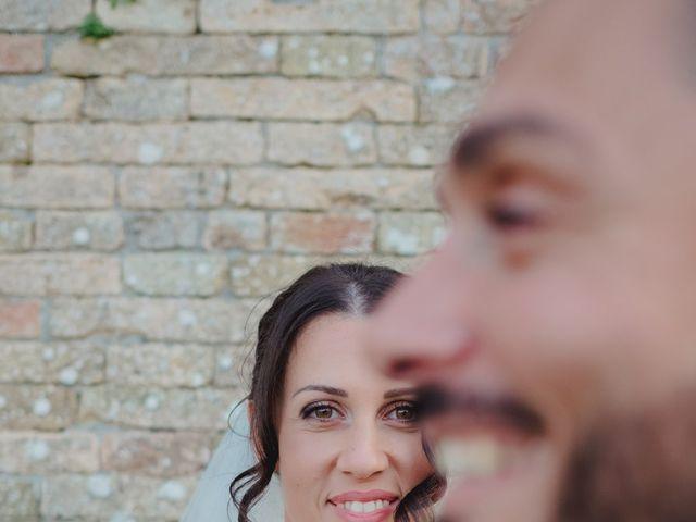 Il matrimonio di Domenico e Alice a Saludecio, Rimini 40